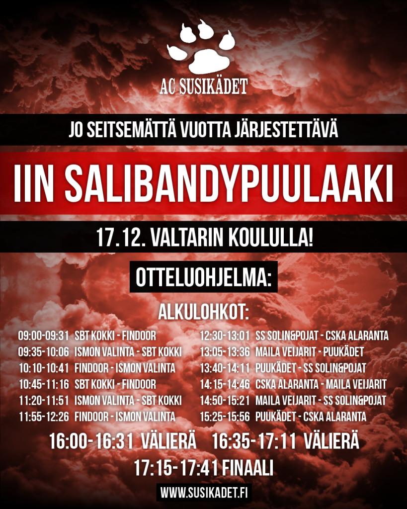 sabapuulaaki_joulu_2016_otteluohjelma